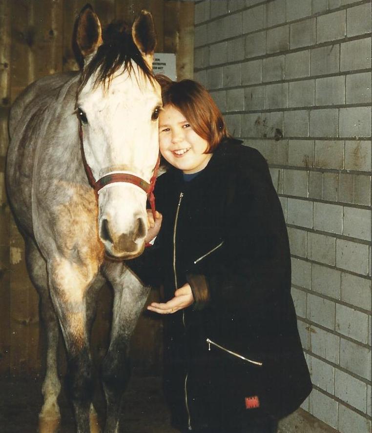 wegschicken herholen horsemanship